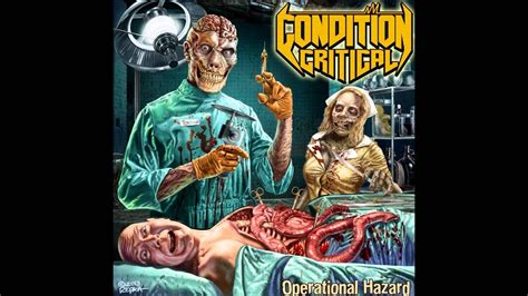 CONDITION CRITICAL - Gravitational Dismemberment - YouTube