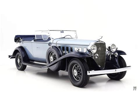 1932 Cadillac V-16 Special Phaeton For Sale | Buy Classic