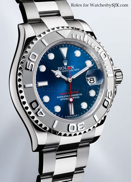 Introducing The Rolex Yacht-Master Ref