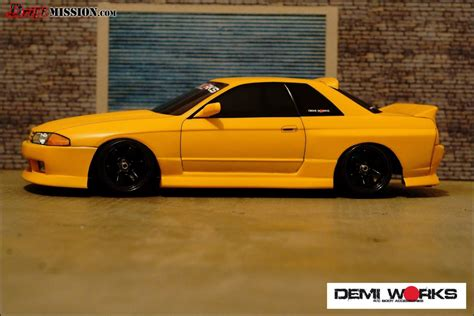 Demi Works R32 VNS Body Kit Set - Your Home for RC Drifting
